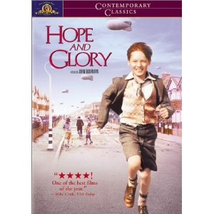 Hope and Glory, WWII Movie starring Sarah Miles