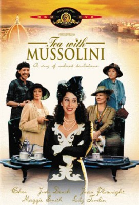 Tea with Mussolini, WWII Movie