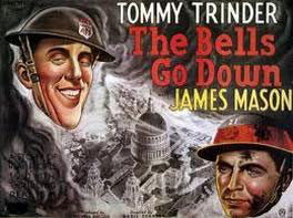 The Bells go Down, WWII Movie starring James Mason