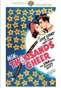 Thousands Cheer, WWII Movie starring Kathyn Grayson and Gene Kelly