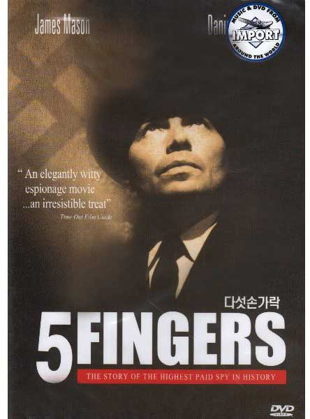5-Fingers,-WWII-Spy-Movie-starring-James-Mason