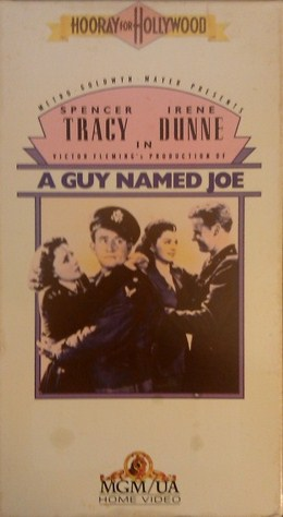 A Guy Named Joe, WWII Movie starring Spencer Tracy