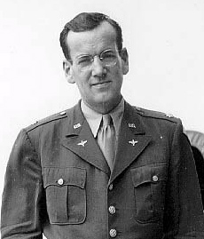 Major Glenn Miller, US Army Air Corps