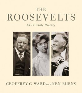 The Roosevelts-an Intimate History