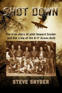 Shot-Down,-WWII-Book