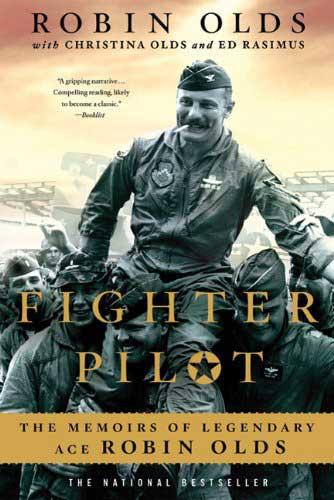 Fighter Pilot Robin Olds