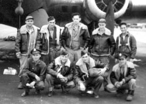 The Howard J. Bohle crew.  Photo from 303rd BG website.