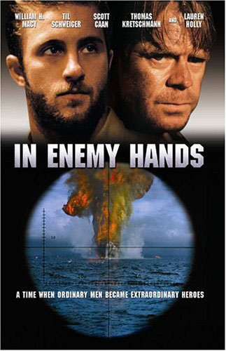 In Enemy Hands, WWII submarine movie