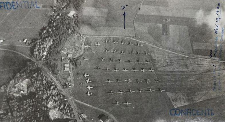 Västerås Airfield1944